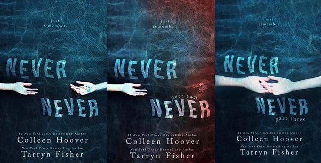 Trilogia Nunca Jamais - Livros & Fuxicos
